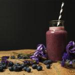 Heidelbeer Drink mit Acai und ohne Zucker – Geschmack pur!