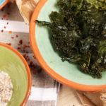 Grünkohl – Kale Chips: Yummy!