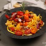 Zoodles Puttanesca – Zucchini Spaghetti sind ein Hit!