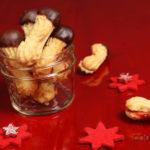 Kekse Zeit! Linzer Stangerl mit Ribiselmarmelade
