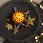 Weihnachtsdeko selber basteln – Nelken Orangen