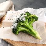 Raffinierter, schneller Broccoli mit Sour Cream