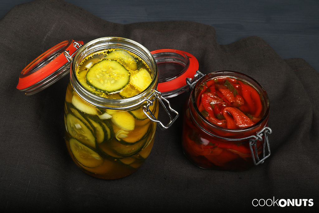 Burger Pickles