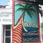 Kochkurs im Anna's auf Skopelos
